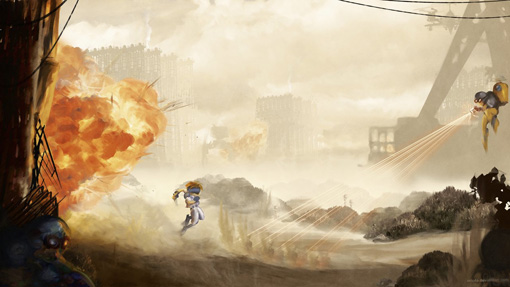 War Zone by *Orioto on deviantART