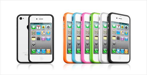 Apple、iPhone 4 購入者を対象にバンパーを無償配布(9月30日まで)。