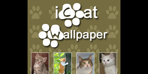 iCat Wallpaper