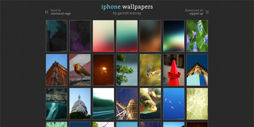 iPhone Wallpapers By Garrett Murray