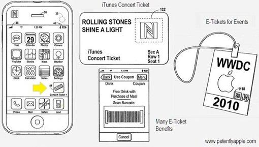 iPhone おサイフ化計画、進行中。