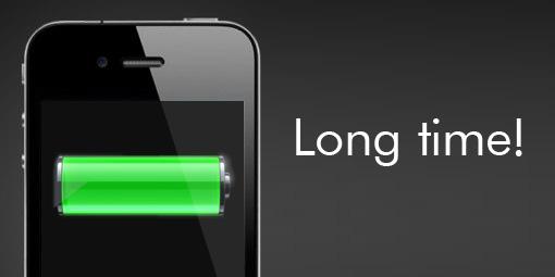 電力消費を上手に抑えて、iPhoneを楽しもう!