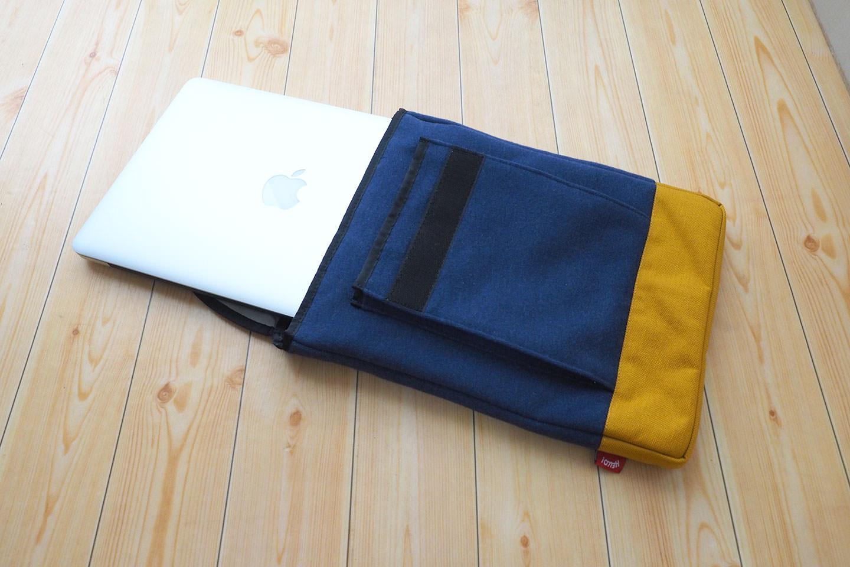 MacBook Pro Retina 13インチを持ち運ぶのにちょうどいい。