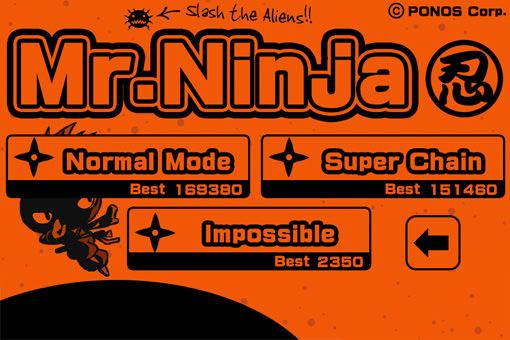 Mr.Ninja