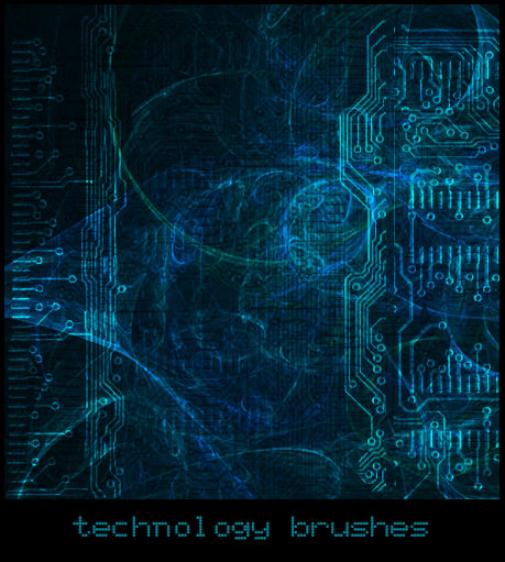 Tech_Brushes_by_greenaleydis_stock