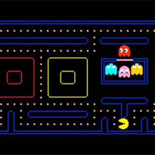 Googleのロゴがパックマンになった件