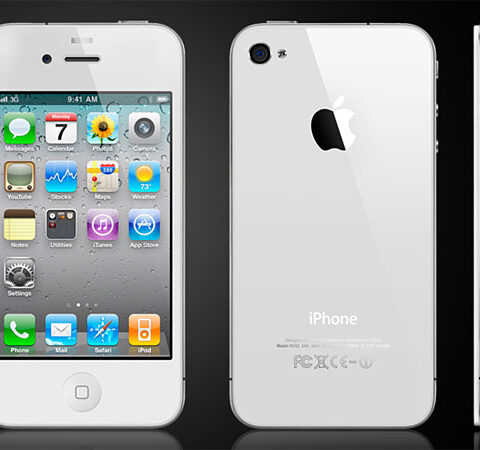 iPhone 4 white が待ち遠しいね!
