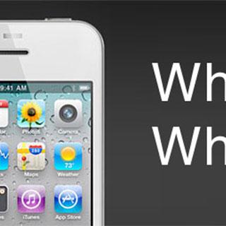 「iPhone 4 ホワイトモデルの問題はカメラだった。」とウォズ語る。