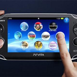 ソニー「PlayStation Vita」を正式発表。
