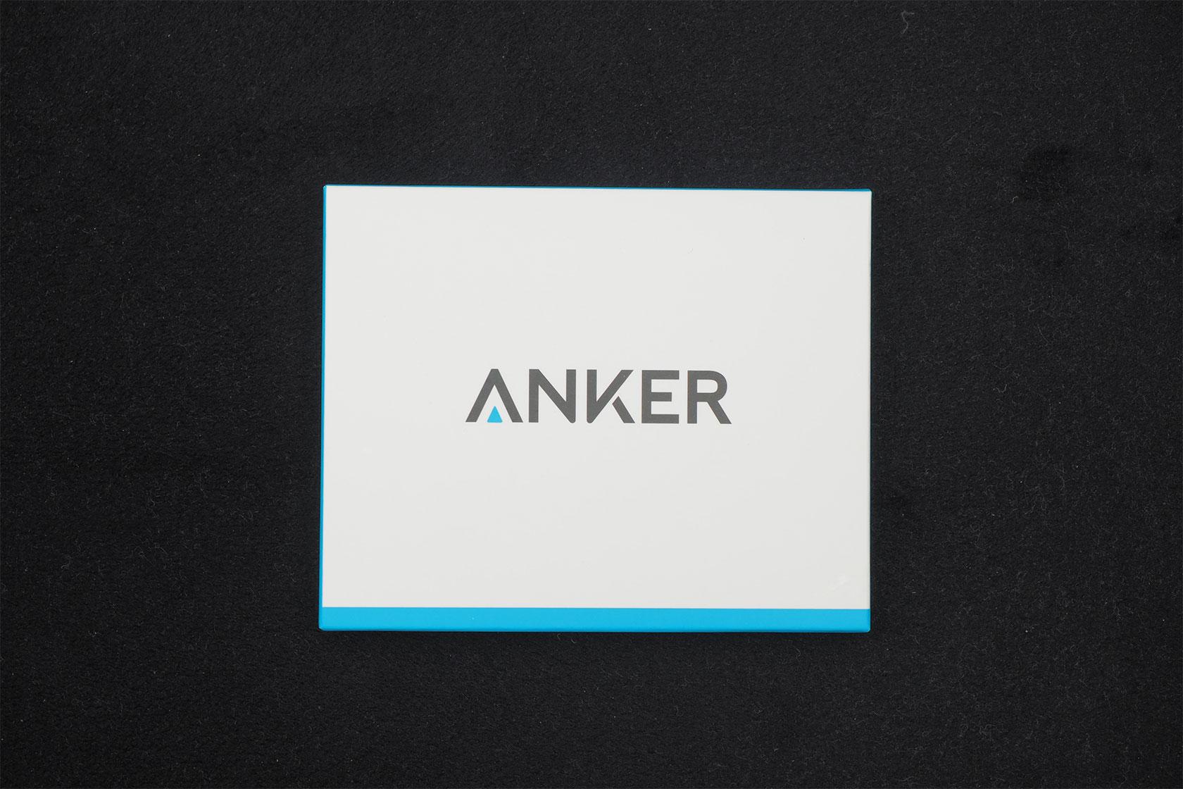 Anker PowerPort Qi 5W パッケージ