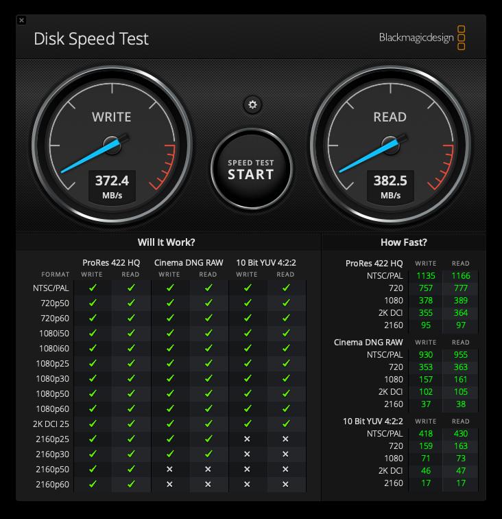 DiskSpeedTest_XtremeSSD_with_hub