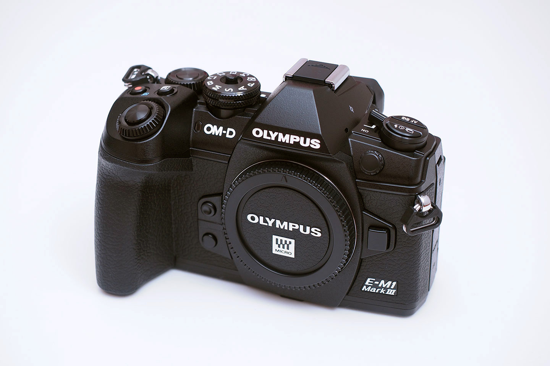 OLYMPUS OM-D E-M1 MarkⅢ ボディー