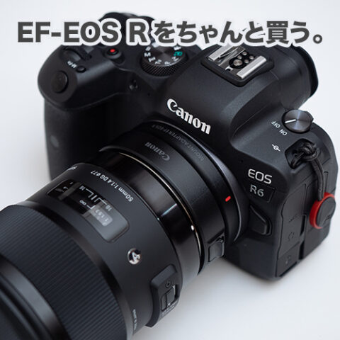 EF_EOS Rをちゃんと買う