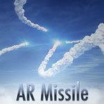 目の前の風景にミサイルを撃ちまくってストレス解消できるiPhoneアプリ:AR Missile - Automatic Target Tracking