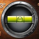 水平を測れる水準器iPhoneアプリ「iHandy レベル Free(iHandy Level)」